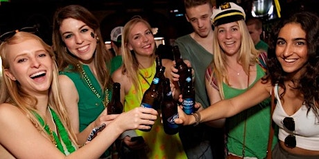 St Patrick's Day River North Late Night Bar Crawl tickets