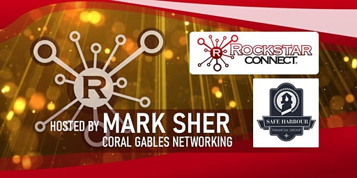 Free Coral Gables Rockstar Connect Networking Event (February, near Miami)