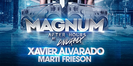 MAGNUM: After Hours tickets
