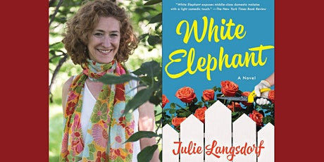 Julie Langsdorf Paperback Launch Party tickets