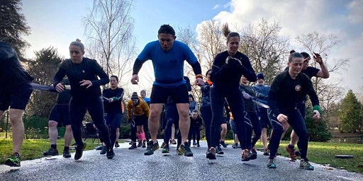 Battle Bootcamp Newhall Valley Park Sutton Coldfield