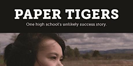 Paper Tigers Screening tickets