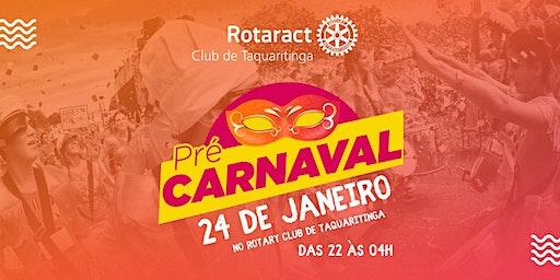 Pré carnaval Rotaract