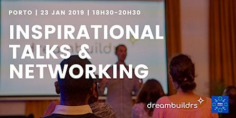 Inspirational Talks & Networking tickets