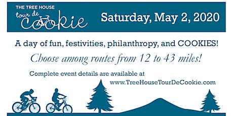 The Tree House Tour de Cookie 2020 tickets
