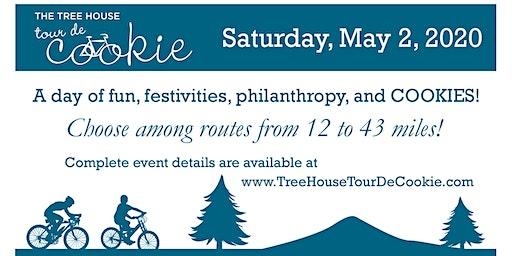 The Tree House Tour de Cookie 2020