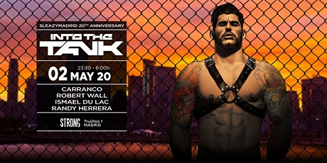 INTO THE TANK, SleazyMadrid 20th Anniversary tickets
