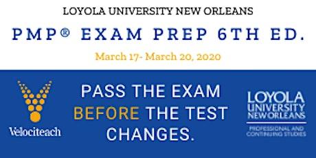 Velociteach Project Management Professional Exam Prep at Loyola University tickets