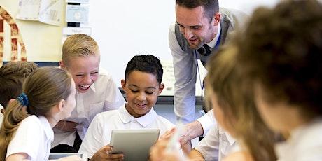 MODUL 4 - Digitales Lernen am iPad – Tools & Ideen zum Einsatz im Ganztag Tickets