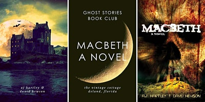 GHOST STORIES BOOK CLUB: Macbeth