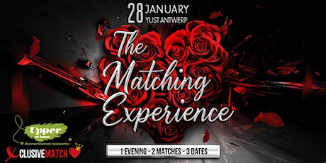 The matching experience (25-50 jaar) tickets