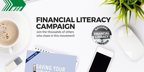 Financial Literacy Campaign tickets