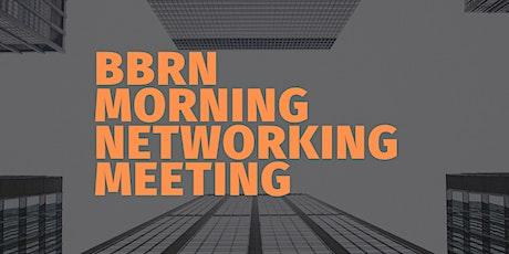 BUSINESS BUILDERS REFERRAL NETWORKING BREAKFAST  tickets