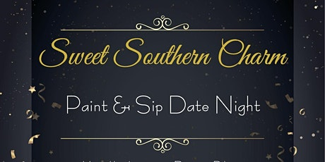 Sweet Southern Paint & Sip tickets