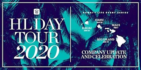 Hawaii Life Day 2020 - Maui tickets