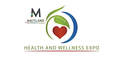 Maitland Health & Wellness Expo Attendee Registration