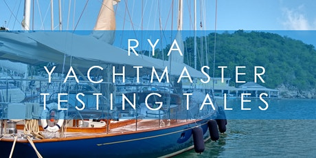 Sailing Social -  Winter Wednesday - Yachtmaster Testing Tales tickets