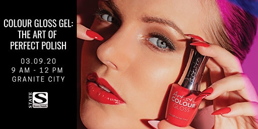 Colour Gloss Gel: The Art of Perfect Polish
