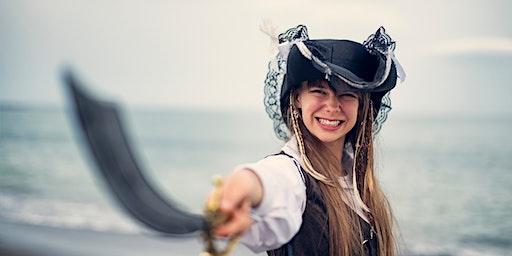 Pirate P-arrr-ty on Westfield Street