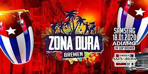 ZONA DURA Bremen • SA 18.01.20 • Adiamo - im GOP Bremen