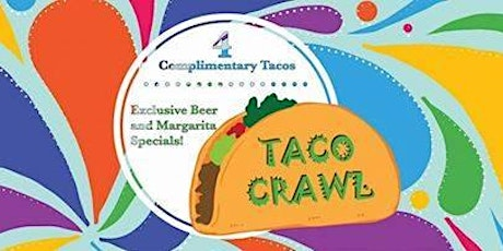 2nd Annual Taco & Tequila Crawl - Chattanooga, TN tickets