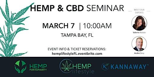 HEMP & CBD SEMINAR | Tampa Bay, FL
