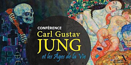 Carl Gustav Jung et le défi des âges de la vie billets