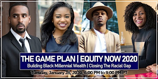 The Game Plan - Equity Now 2020