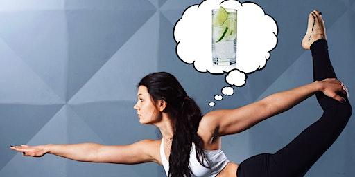 Gin & yin yoga