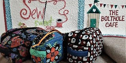 Introduction to ByAnnie Bag Patterns with Carole P £40 (incs Bag Kit)