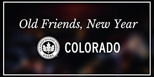 Old Friends, New Year: USGBC Colorado Happy Hour