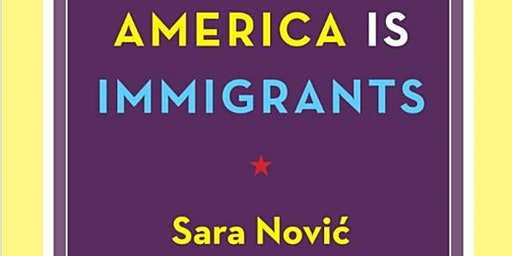 A Fun Evening with Author and Illustrator of AMERICA IS IMMIGRANTS!