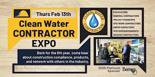 2020 Clean Water Contractor Expo