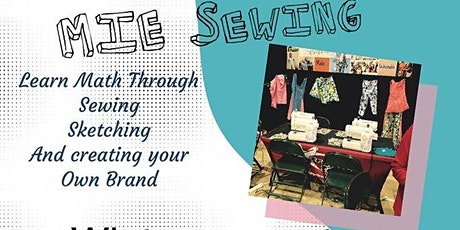 MIE Sewing : Sewing Class tickets
