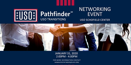 USO Pathfinder Networking Event