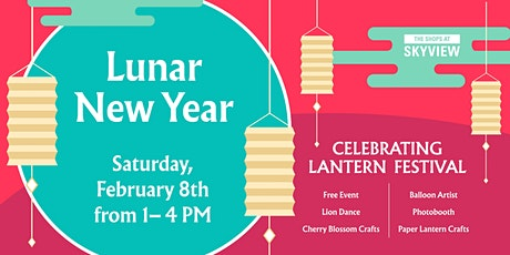 Lunar New Year - Celebrating Lantern Festival tickets
