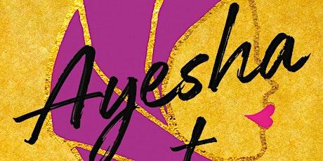 Silk Studio Book Club + Dance Class: Ayesha at Last tickets