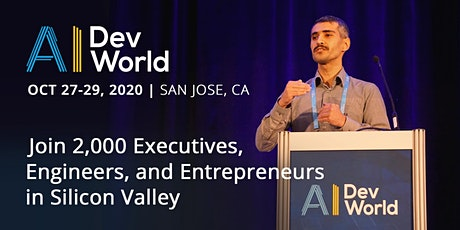 AI DevWorld 2020 tickets