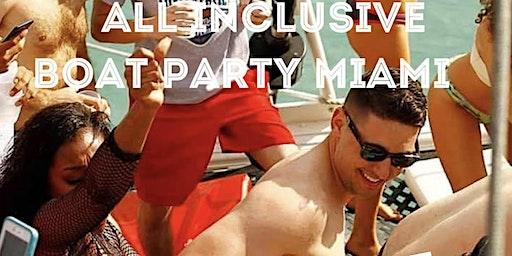 Miami Boat Party- The Ultimate Miami Experience