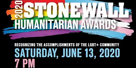 Stonewall Humanitarian Awards 2020 tickets
