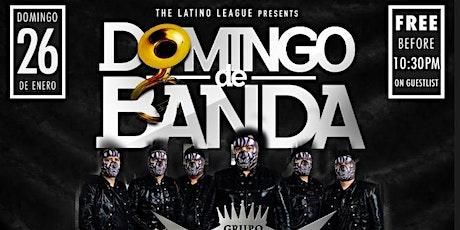 DOMINGOS DE BANDA with GRUPO REO | SEVILLA SAN DIEGO tickets