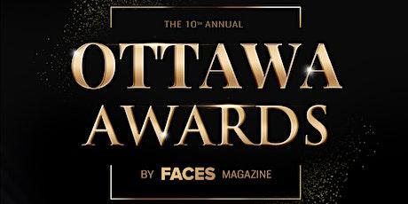 2020 OTTAWA AWARDS BY FACES MAGAZINE tickets