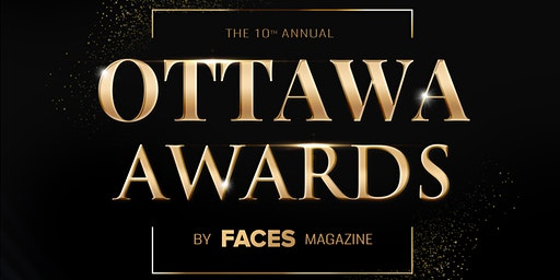 2020 OTTAWA AWARDS BY FACES MAGAZINE