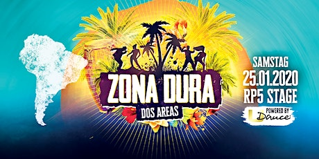 ZONA DURA - DOS AREAS // SA 25.01.20 // RP5 Stage Tickets