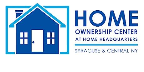 Homebuyer Education - November AM Series - Individual tickets