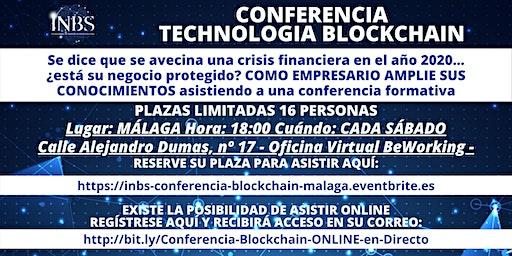 Conferencia Technologia Blockchain Empresarios