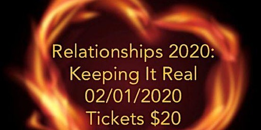 Relationships 2020: Keeping It Real