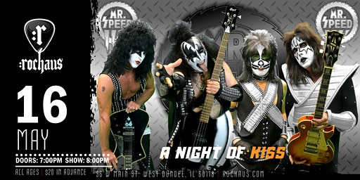 Mr. Speed - Tribute to KISS