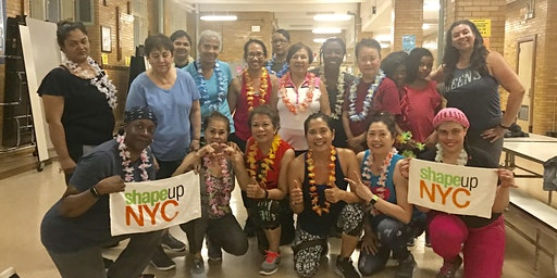 Free Zumba in Jackson Heights Spring 2020