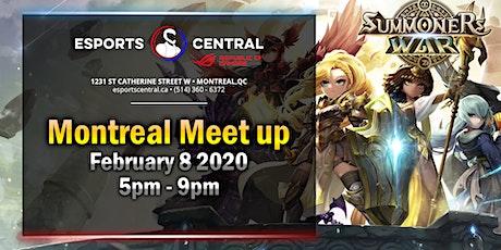 Montreal Summoners War Meet up tickets